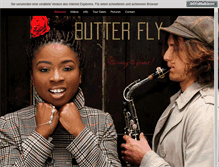 Tablet Preview of butter-fly.net